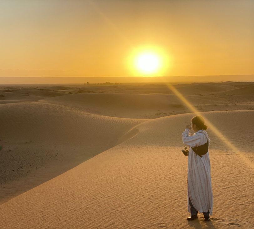 美しきモロッコの思い出