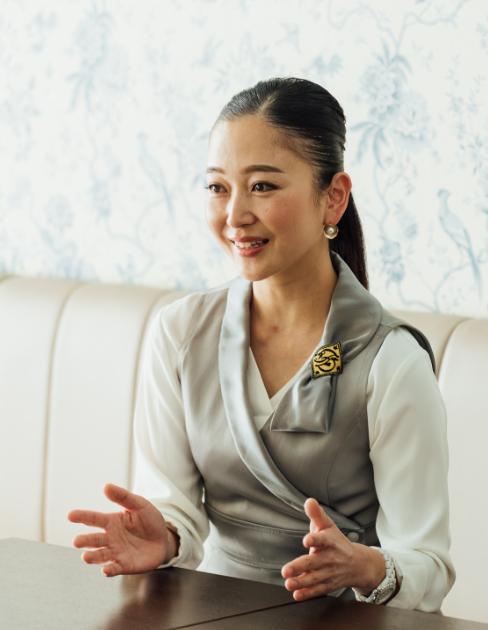 北山恵子 / 日本フルーツ酵素協会理事・フルーツデザインアーティスト