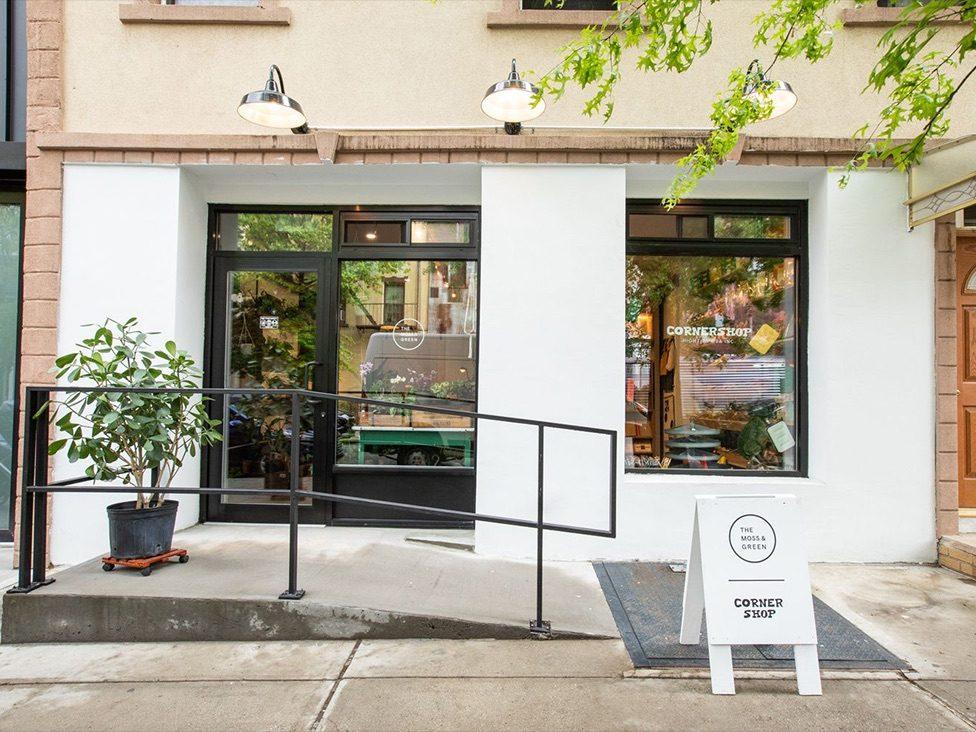 ニューヨーク・ブルックリンに新たな直営店「CORNERSHOP」オープン